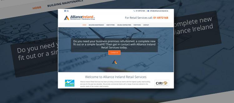 Retail Services Website